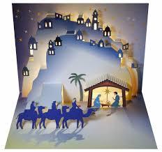 Tudor Houses by Forever Handmade Cards Pop Ups Pop114 Christmas Tudor Houses