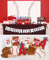 baseball party ideas modern baseball birthday party hostess with the mostess