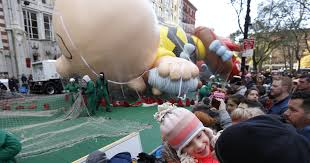 nypd to use secret weapon at thanksgiving day parade vapor
