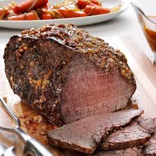 salt crusted beef tenderloin fisher nuts recipes beef roast with walnut thyme and sea salt