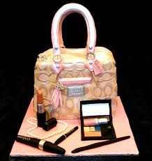 cake purse coach purse cakes birthday cake bag designs mirauncut