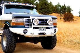 dodge prerunner bumper extreme duty winch bumper 92 96