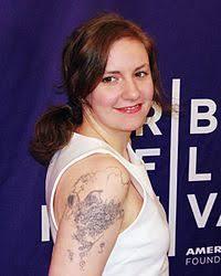 Hollie Camwithher - lena dunham wikipedia