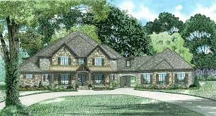 Angled House Plans European Collection House Plan 1473 Appalachian Court