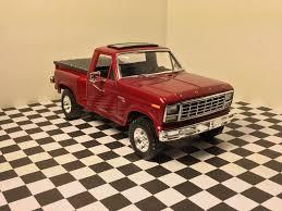 Ford Ranger Truck Models - revell ford ranger pickup under glass pickups vans suvs