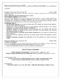 Resume Examples It Professional by Professional Mid Level Resume Sample 1 Page 2 Professional