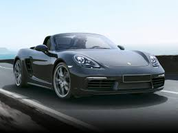 new porsche 2017 new 2017 porsche 718 boxster price photos reviews safety