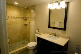 Small Bathtub White Round Drop In Sink Textured Ceramic Shower Wall Small