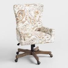 linen desk chair home office chairs swivel stools world market