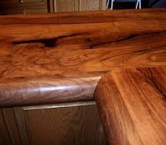 Slab Wood Bar Top Mesquite Countertops Mesquite Hardwood Countertops Sekula
