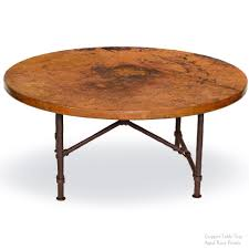 copper top dining room tables coffee table decoration in wood and metal coffee table with