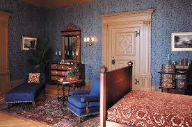 claude room located in the louis suite on the second floor of