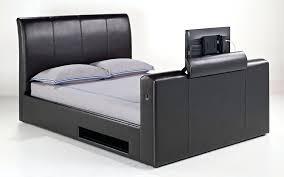 Tv Storage Bed Frame Tv Storage Bed Frame Bed Trend Micro Manager Au Storage