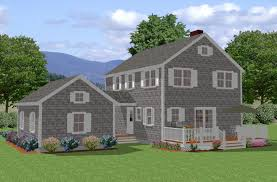 crafty floor plans for new england homes 13 connected farmhouse