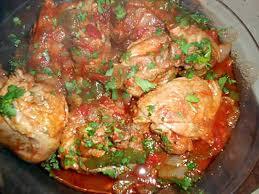 cuisine cuisse de dinde recette de sauté de cuisse de dinde a la hongroise