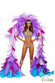 carnival costume 421 best carnival feathers costumes images on