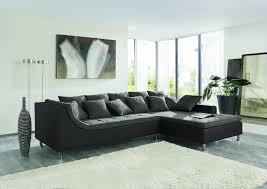 montego sofa wohnlandschaft braun spilger s sparmaxx