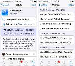 Iphone 5 Top Bar Icons Winterboard 0 9 3915 Cydia Tweak Updated With Fixes For Status Bar
