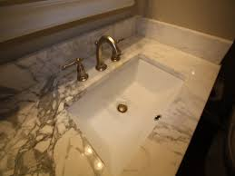 rectangular undermount bathroom sink add elegance without