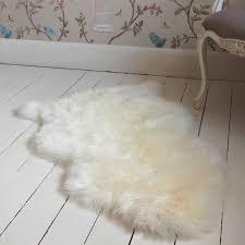 ikea white fur rug rug designs