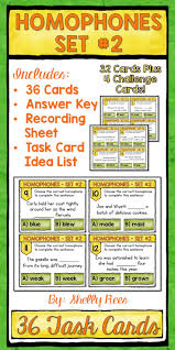 17 best images about task cards on pinterest activities