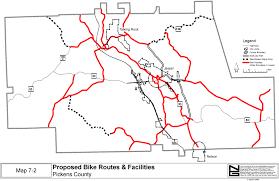 Radius Maps Comprehensive Plan Pickens County Georgia