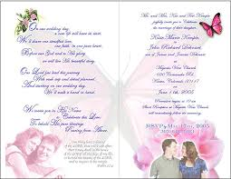wedding invitations layout sle of wedding invitation sle wedding invitations sle of