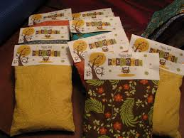 homemade gift idea little bread bags thrifty nw mom