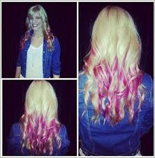 best extensions with pink ombre hair color best hair extensions juice