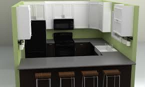 Horizontal Kitchen Wall Cabinets Beach House Ikea Kitchen Makeover
