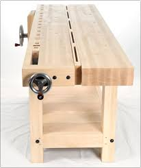 Woodworking Bench Top Design by Split Top Roubo Inspired Workbench Brad Parham