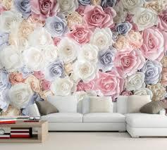 online get cheap 3d textured wall aliexpress com alibaba group many texture rose flower wallpaper 3d wall mural living room tv sofa wall bedroom hotel