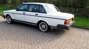 classic volvo sedan volvo 244 dl 1986 sedan exterior after washing walkaround youtube