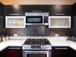 black subway tile kitchen backsplash kitchen shell tile black subway pebbles rectangular glazed