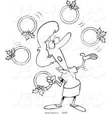 preschool coloring page juggler coloring sheet clipart of a