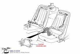 1968 corvette seats c3 corvette seats belts parts parts accessories for