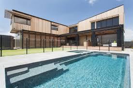 photo 1 of 8 in a modular beach home in australia allows one