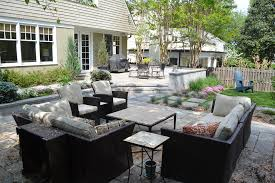 urban contemporary landscaping in chevy chase dc landis garden