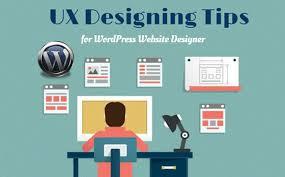 4 ux designing tips for wordpress website designer to know