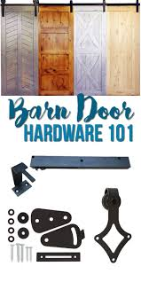 Where To Buy Interior Sliding Barn Doors by Best 25 Hanging Door Hardware Ideas On Pinterest Diy Barn Door