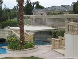 Patio Misting Kits Residential Systems Modern Misting Systems For Palm Springs And