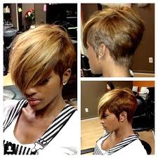 cute hairstyles for short hair quick love the color too much hair in front for me though cute
