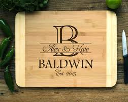 engraved cutting boards cut initial personalized cutting board hds cabanyco