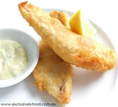 light batter for fish exclusively food beer batter recipe