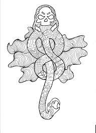 voldemort u0027s dark mark harry potter pdf coloring