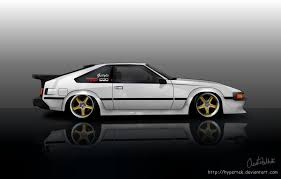 toyota supra drawing virtual tuning and digital arts on toyota celica deviantart