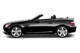 Black Convertible Mustang 2013 Mercedes Benz Slk Class Reviews And Rating Motor Trend