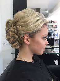 glamorous hair up styles the cutting room knaphill