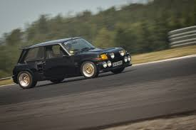 renault 5 rally road to rally high five to the maxi speedhunters