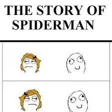 Peter Parker Meme Face - poor peter parker by prtypooper meme center